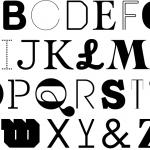 Fuentes tipográficas más utilizadas en el mundo del Diseño Gráfico