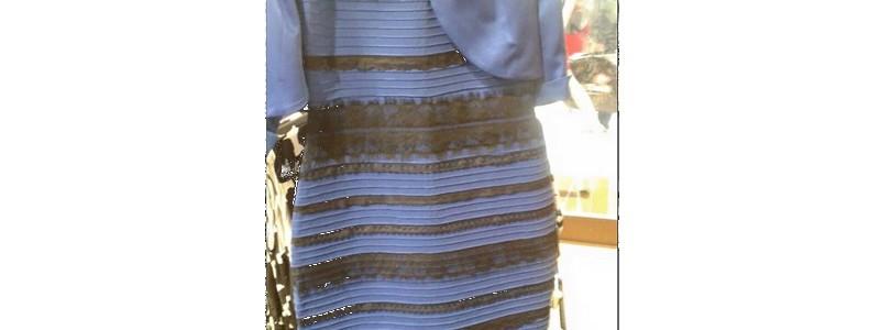 El vestido que divide al mundo