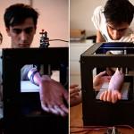 Tatuajes con impresora 3D