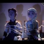 Animación Gore de Frozen