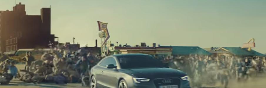 Audi Homenajea a Guerra Mundial Z