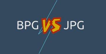 BPG, un nuevo formato de archivo de imágenes podría reemplazar a JPG