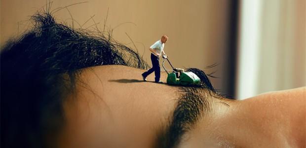 Imágenes de Anil Saxena manipulaciones digitales