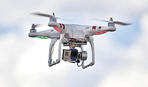SCT regula el uso de Drones en México