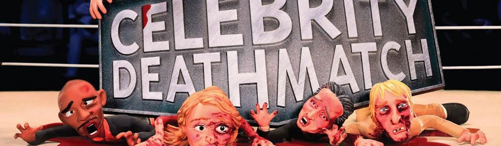 Celebrity Deathmatch de regreso a MTV