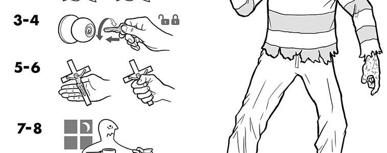 El terror con instrucciones de Ikea