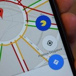 Pac-Man en Google Maps para Android o iOS