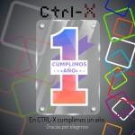 1 año de Ctrl-X