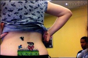 Tatuajes de videojuegos