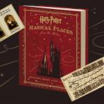 Un nuevo libro Harry Potter con planos detallados, mapas y el arte