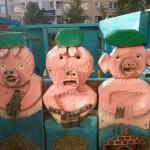 Parques infantiles que parecen inspirados en pesadillas