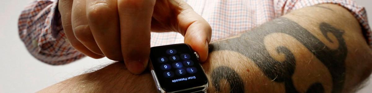 Apple Watch funciona mal con los tatuajes