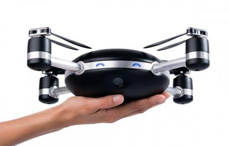"""El dron que te sigue """"Lily"""""""
