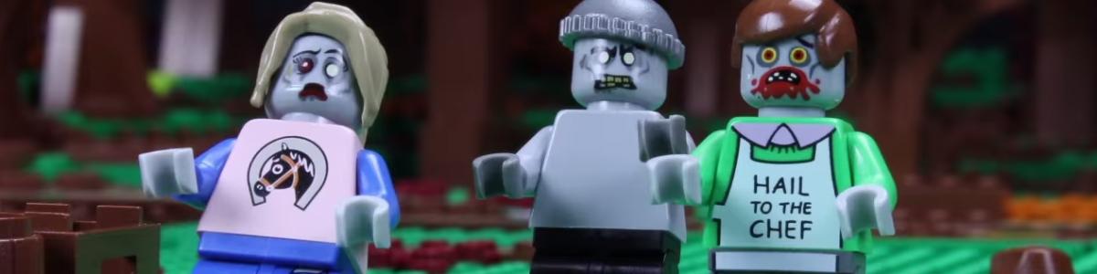 The LEGO Walking Dead – Daryl Dixon