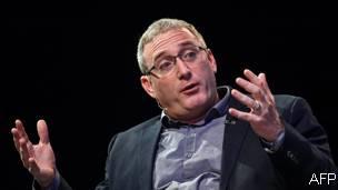 Noam Bardin, el israelí que inventó Waze en 2009 y, en 2013, la vendió a Google por más de mil millones de dólares.