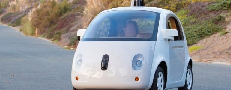 Google Self-Driving Car Project