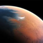 Fotos espectaculares durante la rotación de Marte