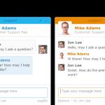 Potencie su sitio web con chats de soporte