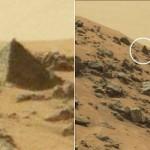 Fotografía del Curiosity que está causando polémica