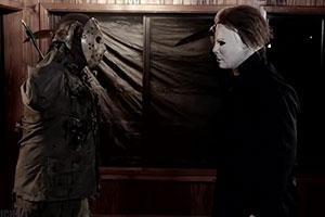 Jason Voorhees vs Michael Myers