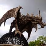 Dragon de Madera