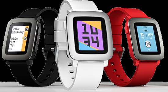 Cosas que el Apple Watch no puede hacer y el Pebble sí