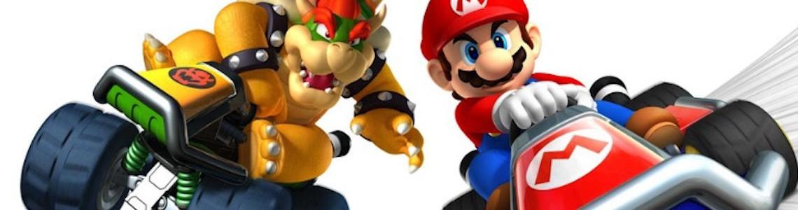 Los increíbles trofeos de Mario Kart