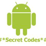 Menús secretos de Android