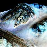 Agua líquida en Marte, La NASA encuentra pruebas