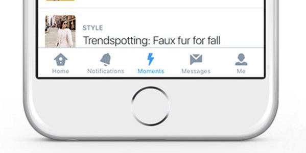 Twitter tiene nueva herramienta Moments