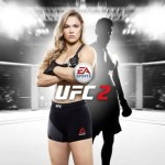 Ronda Rousey será la portada del nuevo EA SPORTS UFC 2