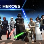 Star Wars: Galaxy of Heroes ya está disponible para móviles