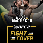 """Fight for the Cover"" José Aldo y Conor McGregor pelearán por la portada de UFC"