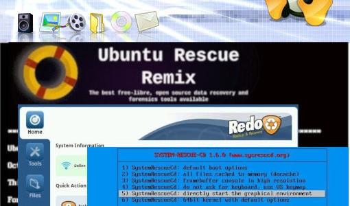 Distribuciones Linux para la recuperación de datos