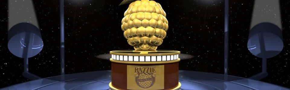 Aquí están los nominados a los Premios Golden Raspberry