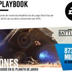 Infografía: EA nos presume los números de sus mejores títulos