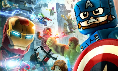 ¡LEGO Marvel's Avengers ya está disponible!