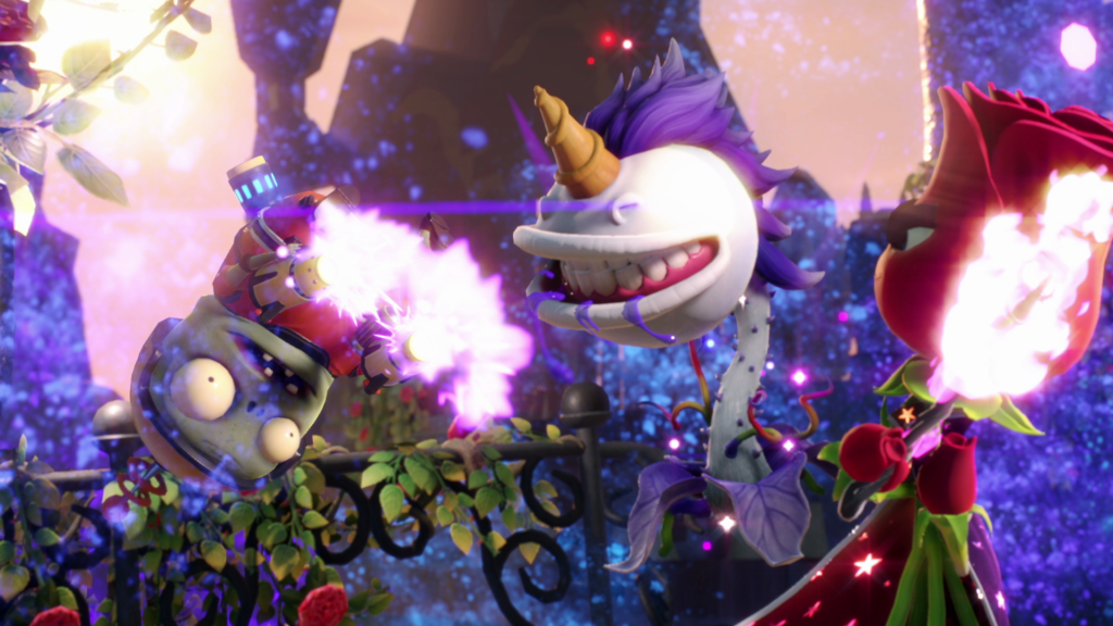 BIGGER. BADDER. BIGGER! PLANTS VS. ZOMBIES GARDEN WARFARE 2 AVAILABLE NO...