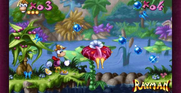 Rayman Classic llega a la App Store
