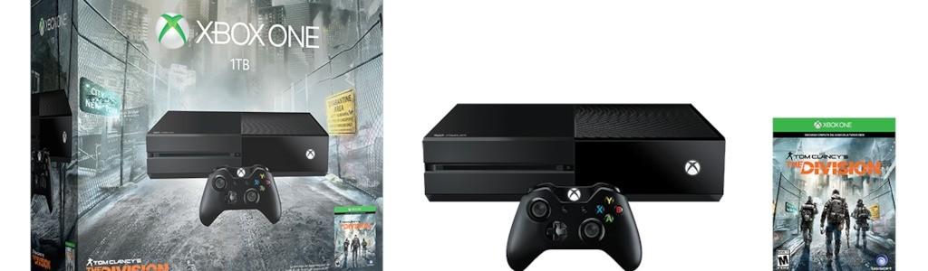 Bundle exclusivo de Tom Clancy's The Division para Xbox One