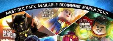 Actualización de temporada de LEGO Marvel's Avengers