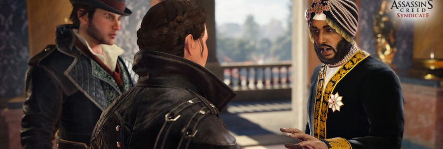 """The Last Maharaja"" el más reciente DLC para Asssasin's Creed Syndicate"