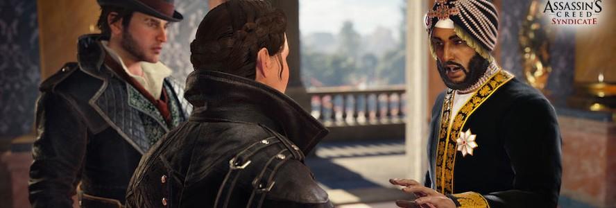 """""""The Last Maharaja"""" el más reciente DLC para Asssasin's Creed Syndicate"""