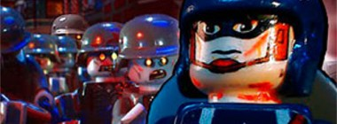Lego Captain America contra los Nazi Zombies