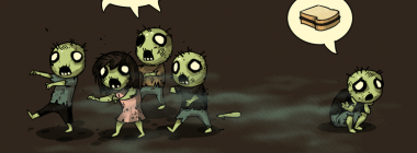 100 Años de Zombies, increíble evolución