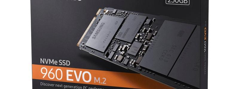 Disco solido Ssd M2 Samsung 960 EVO