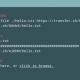 transfer.sh comparte archivos por consola