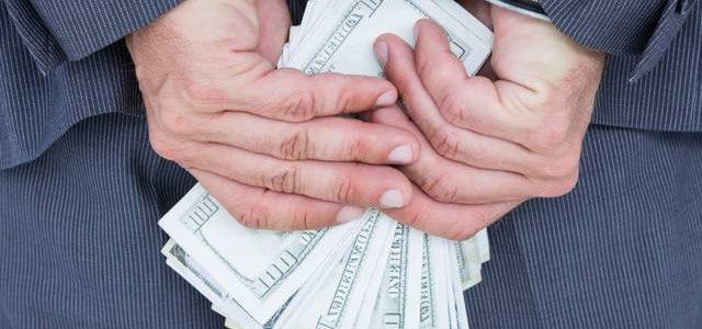 Los efectos sociales de la corrupción